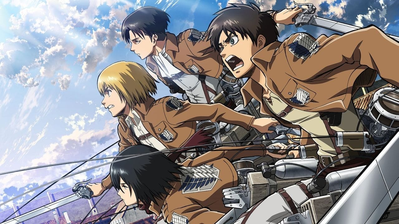 Attack on Titan: Wings of Freedom 4