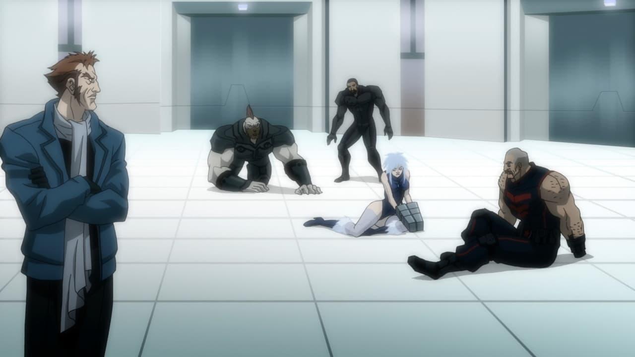 Batman: Assault on Arkham 4
