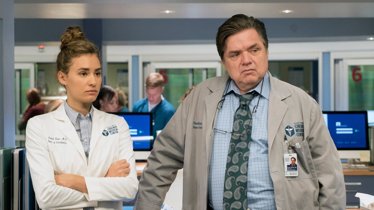 Chicago Med - Season 2 Episode 6 : Alternative Medicine