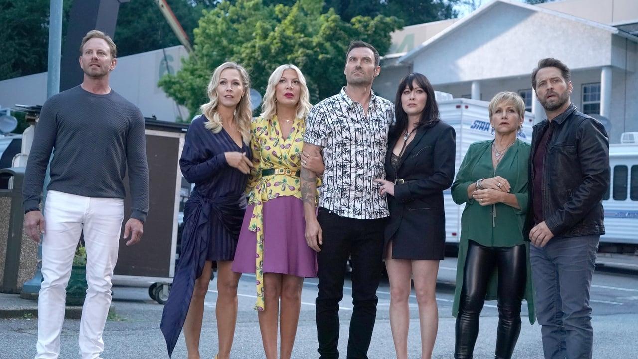 BH90210 - Season 1 Episode 4 : The Table Read
