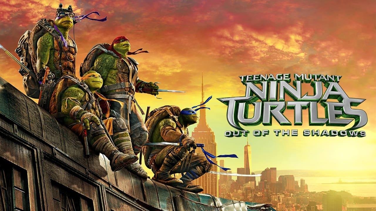 Teenage Mutant Ninja Turtles: Out of the Shadows 1