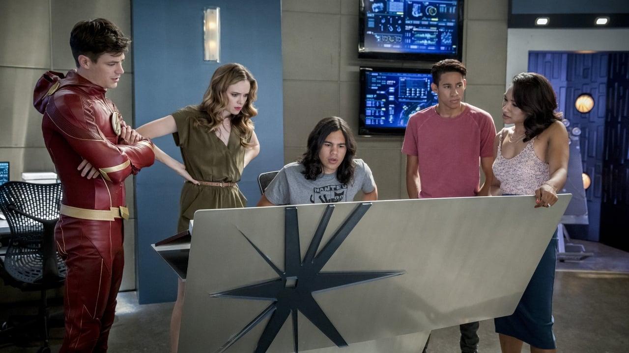 The Flash - Season 4 Episode 2 : Mixed Signals