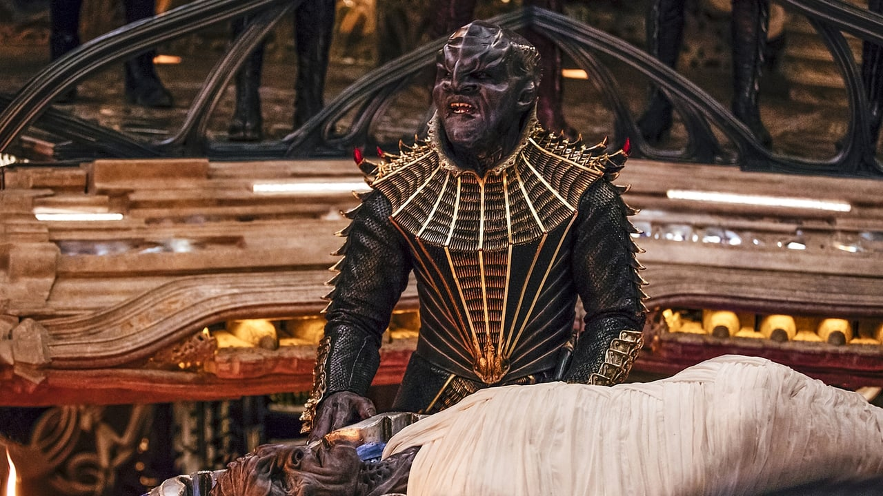 Star Trek: Discovery - Season 1 Episode 1 : The Vulcan Hello (2020)