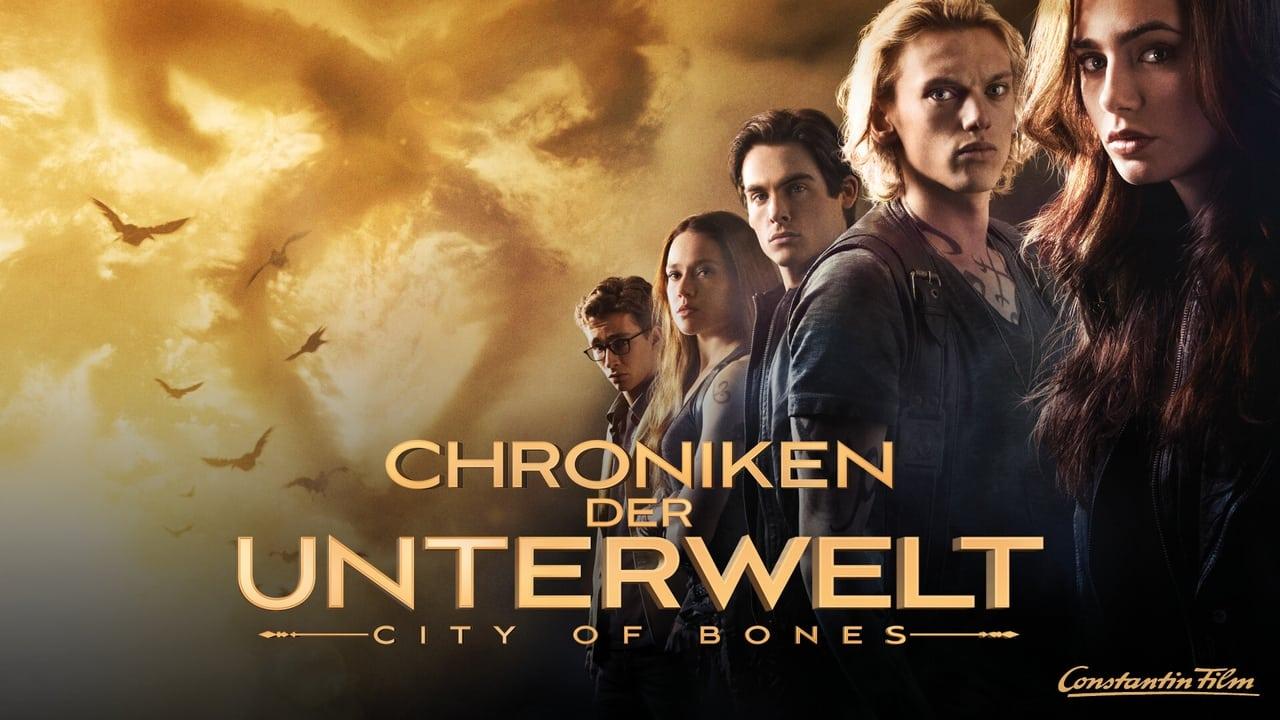 The Mortal Instruments: City of Bones 1