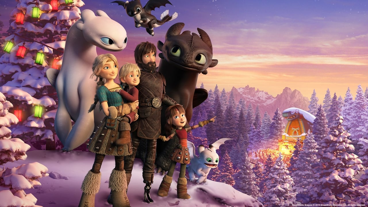 How to Train Your Dragon: Homecoming