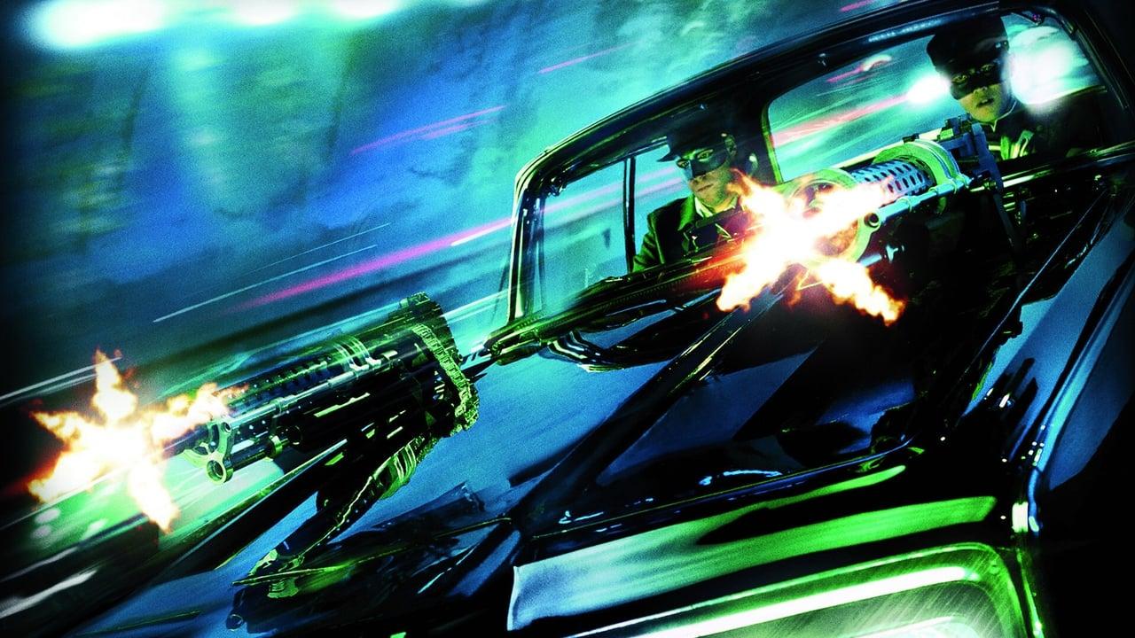 O Besouro Verde (2011) Online