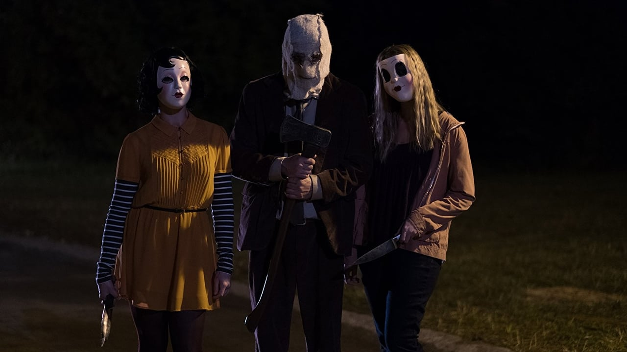 THE STRANGERS: PREY AT NIGHT (2018) Full Movie