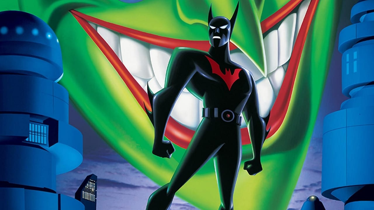 Batman Beyond: Return of the Joker 1