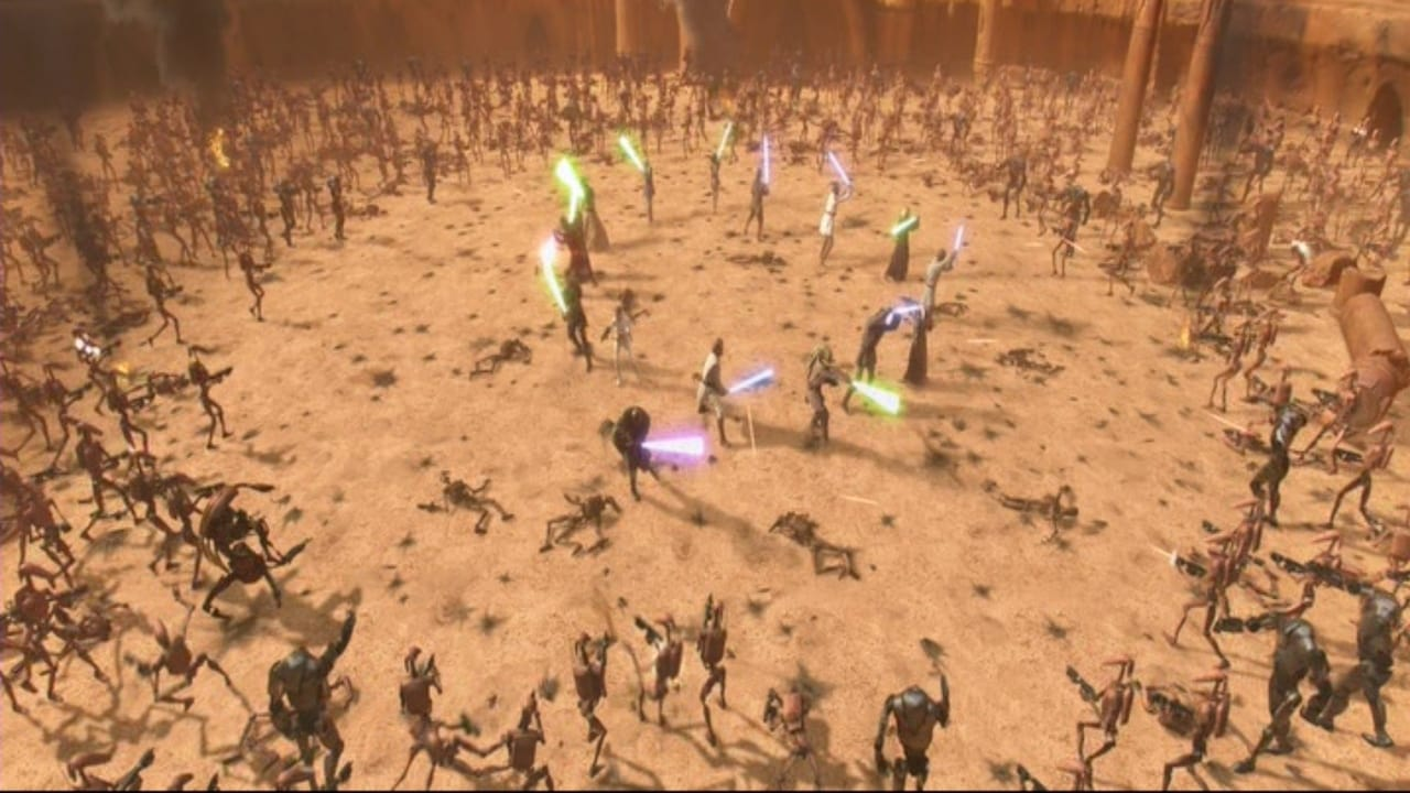 Star Wars: Episode II - Attack of the Clones 3D