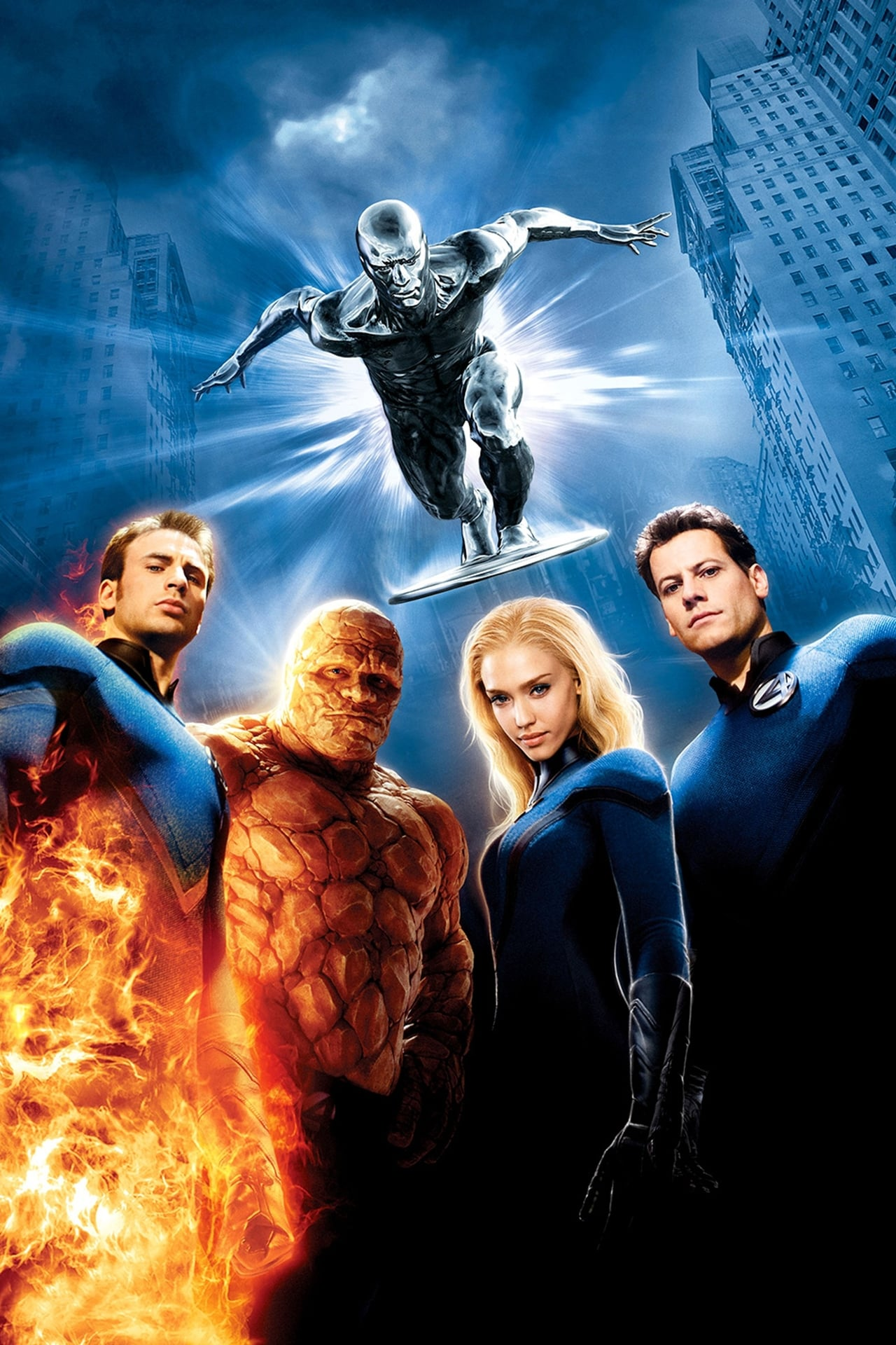 Fantastic Four Rise Of The Silver Surfer Stream