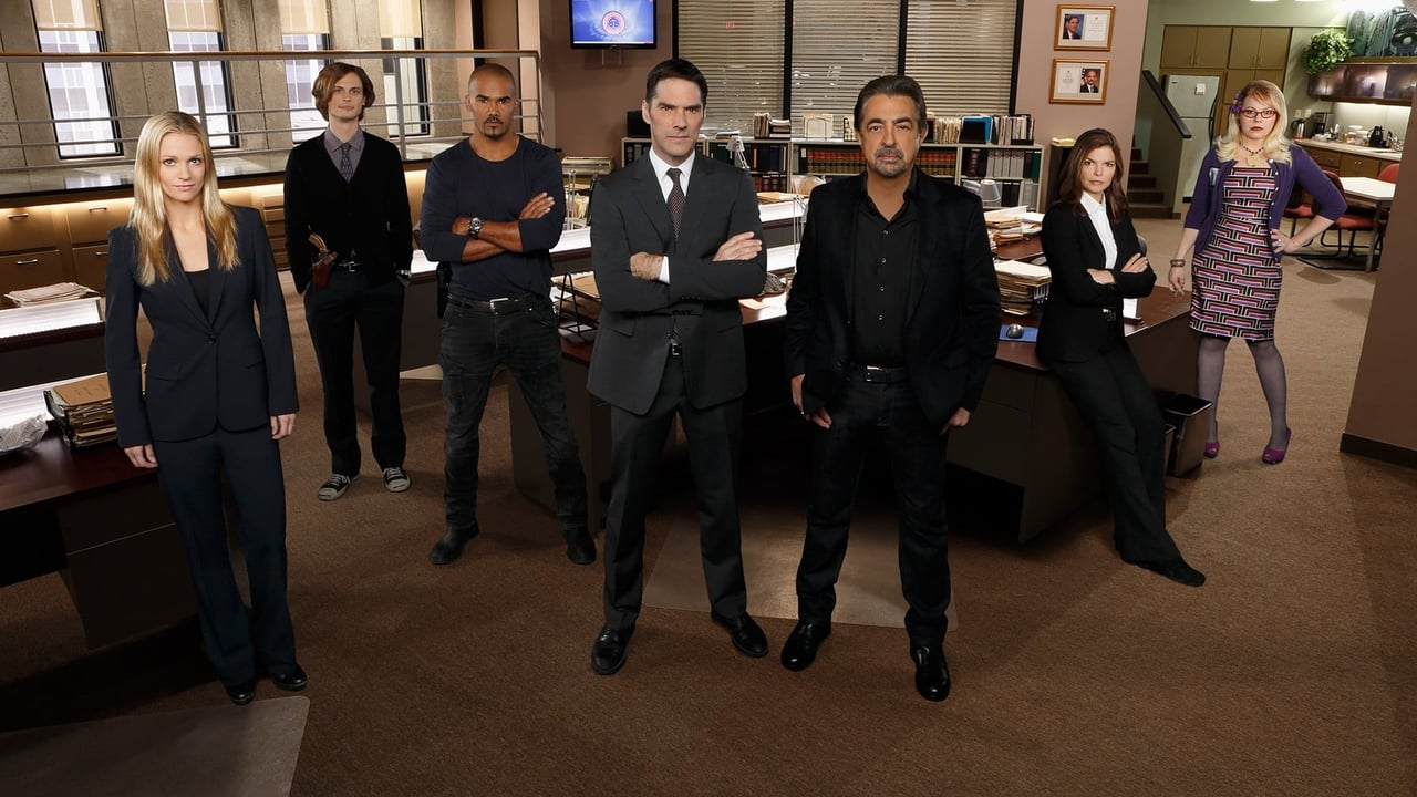 Criminal Minds - Season 12