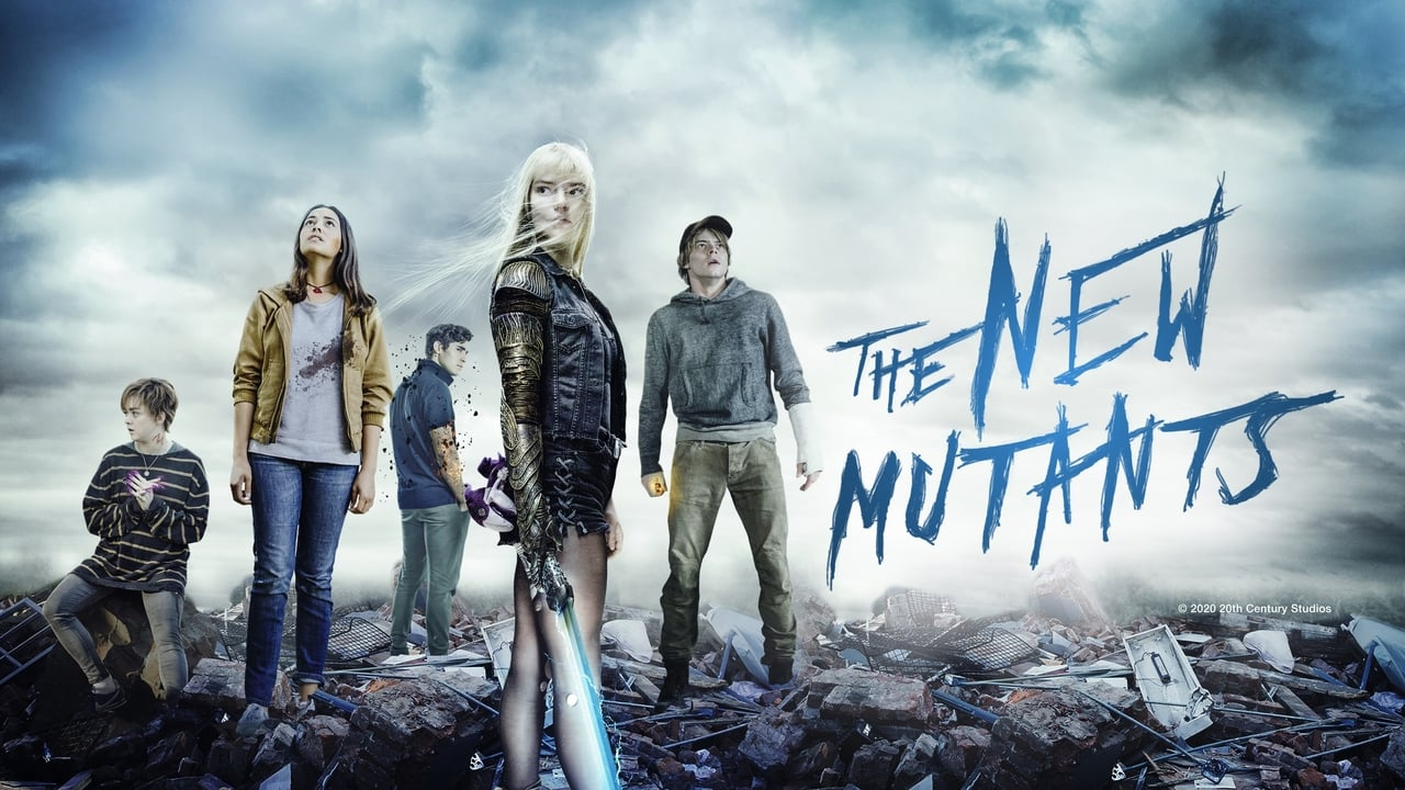 The New Mutants 1