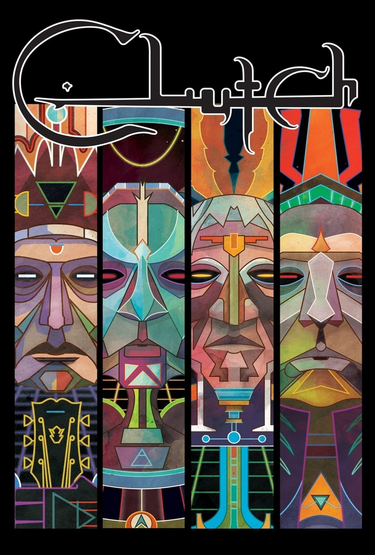 Clutch: Earth Rocker World Tour - Live in Denver (2013)