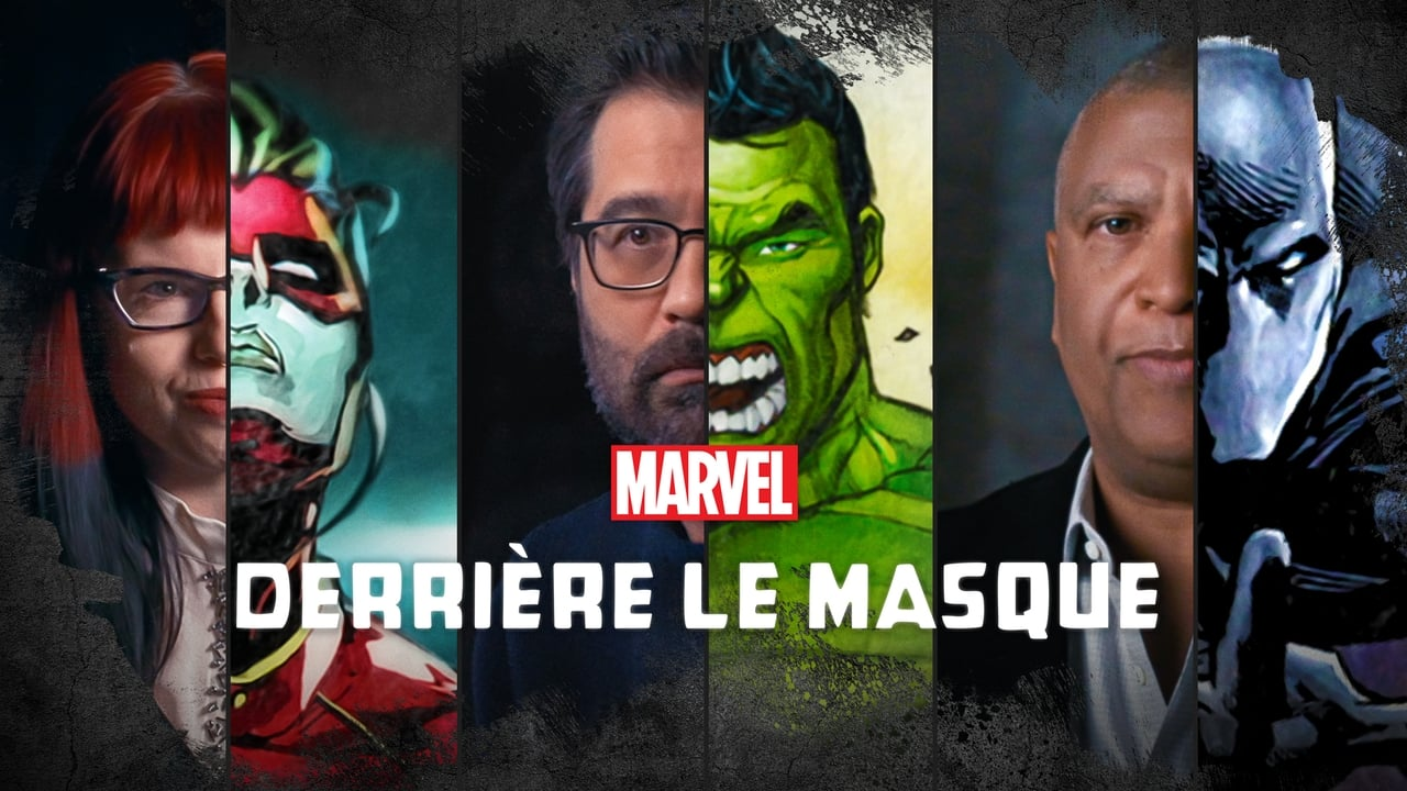 Marvel's Behind the Mask 3