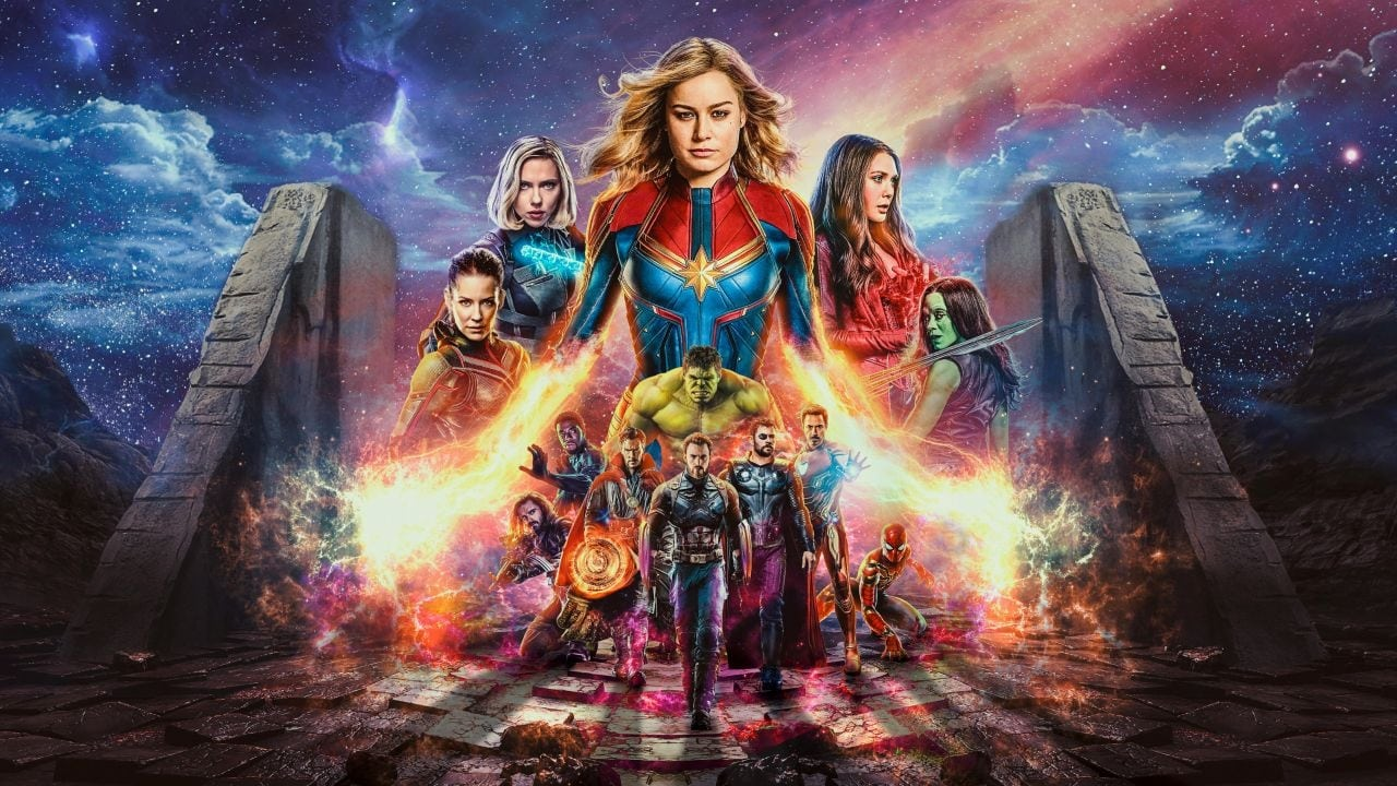 "Regarder ""film"" Avengers : Endgame Film en Streaming Entier HD"