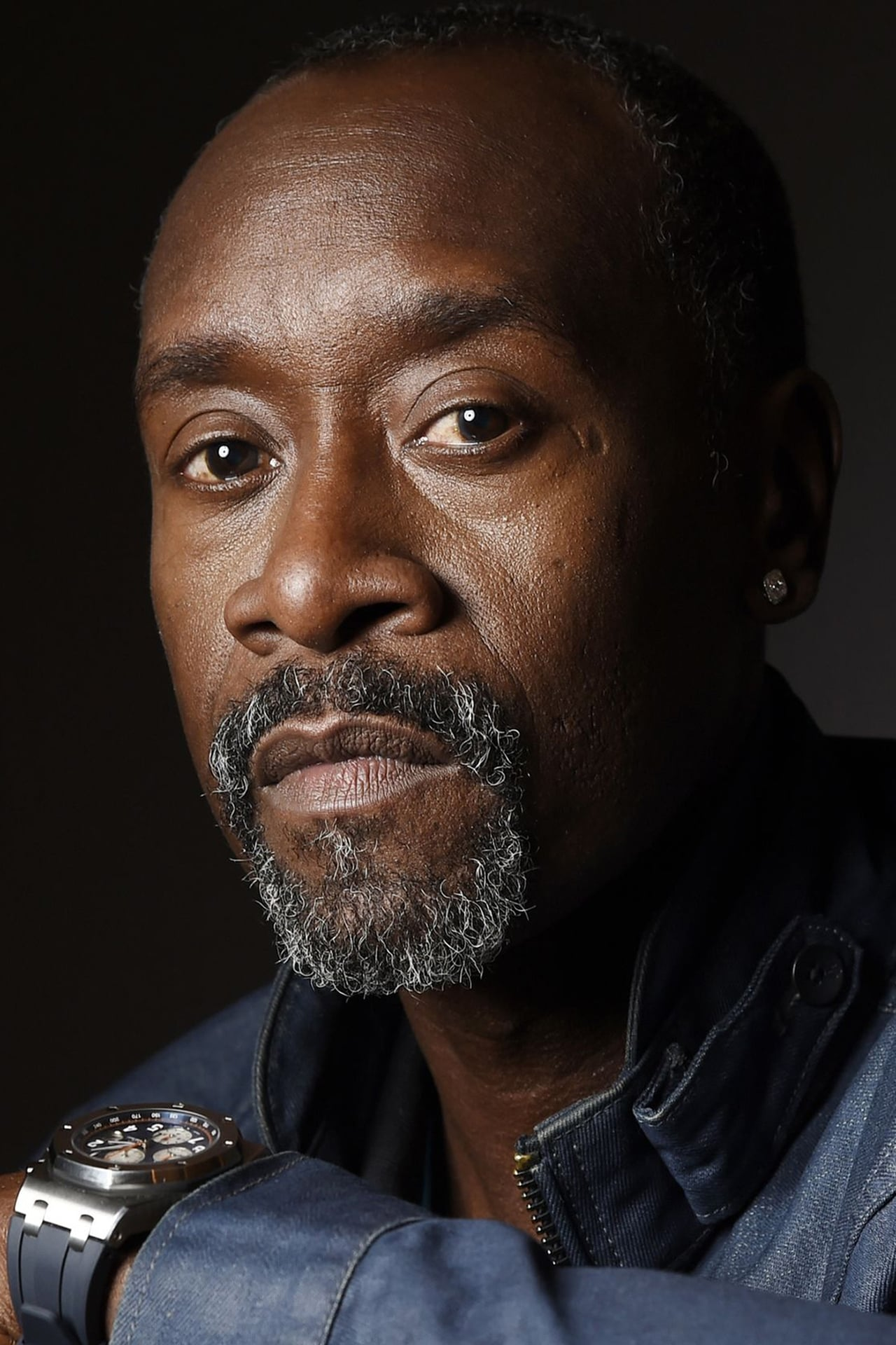 Don Cheadle isJames &quot