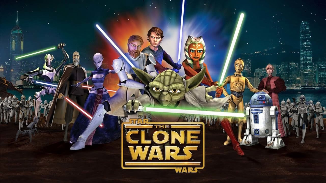 Star Wars: The Clone Wars 1