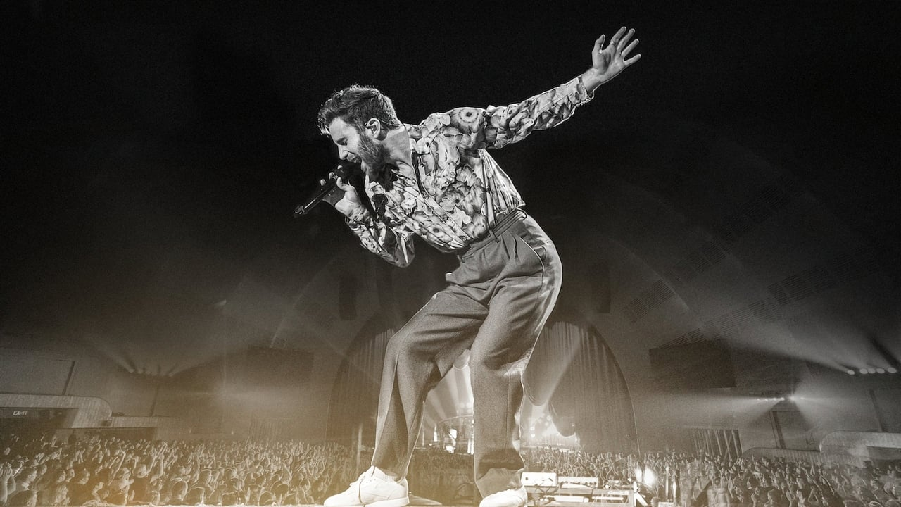 cover-Ben Platt: Live from Radio City Music Hall
