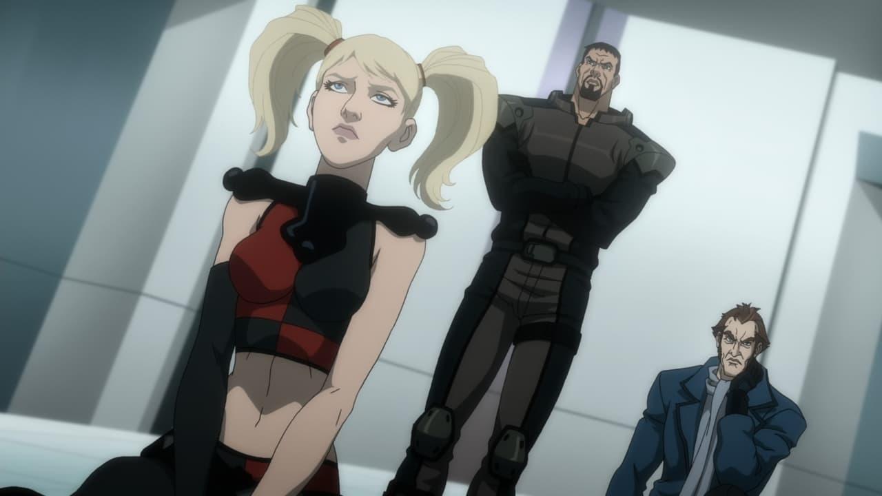 Batman: Assault on Arkham 1