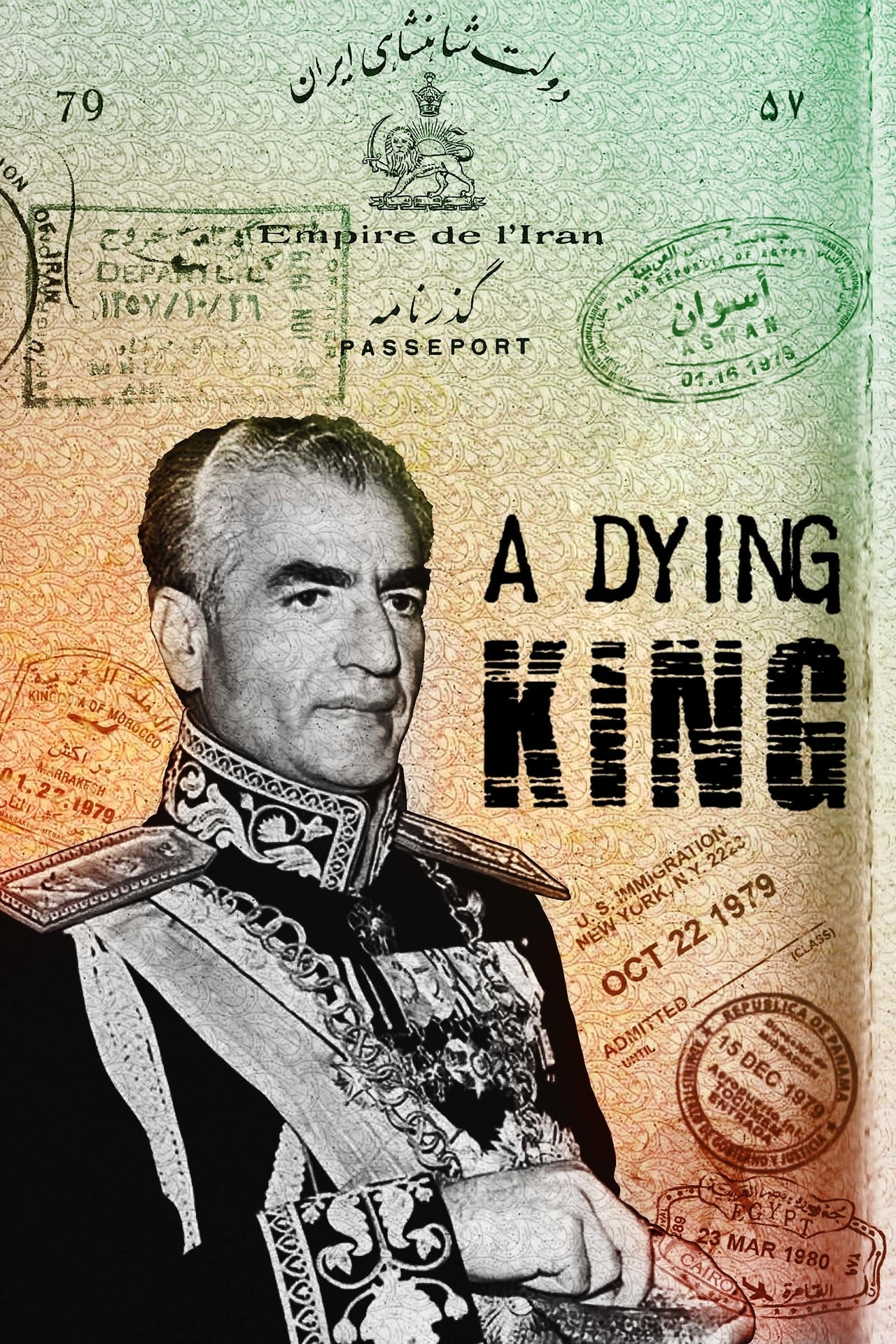 A Dying King: The Shah of Iran