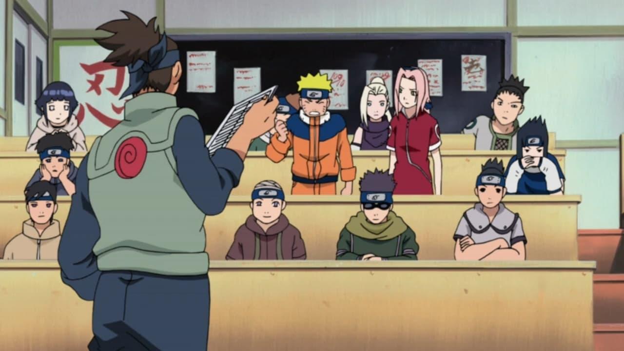 Naruto Shippūden - Season 9 Episode 179 : Kakashi Hatake, The Jonin in Charge