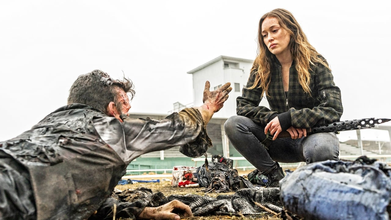 Fear the Walking Dead - Season 4 Episode 7 : The Wrong Side of Where You Are Now