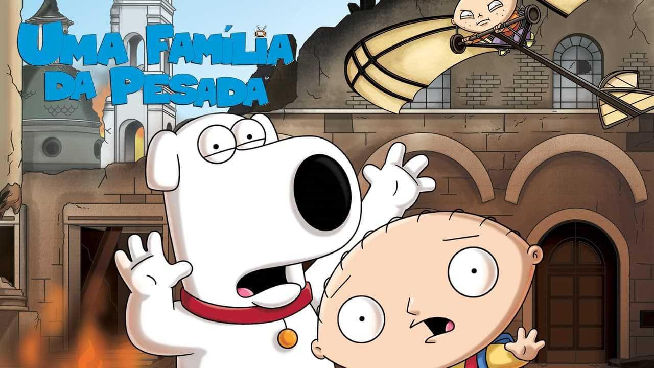 Family Guy - Season 0 Episode 1 : Stewie Griffin: The Untold Story (Feature Movie)