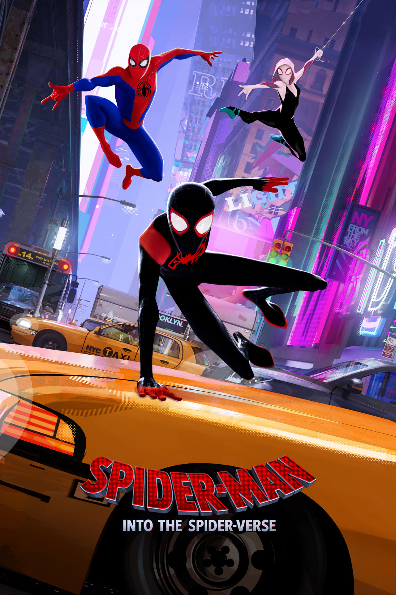 Spiderman Into The Spider Verse Stream German