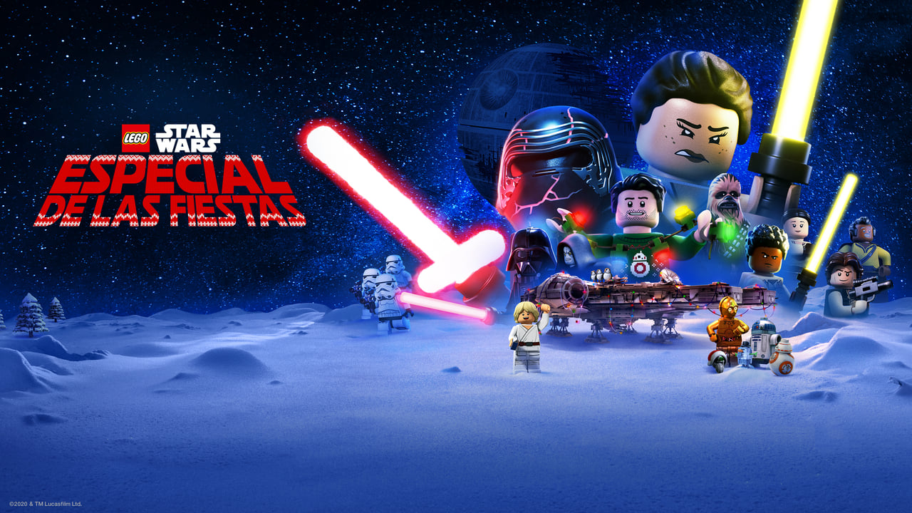 The Lego Star Wars Holiday Special 5