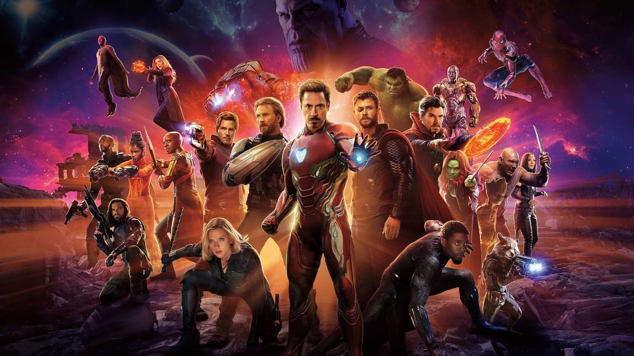 Avengers [2018] Full Movie