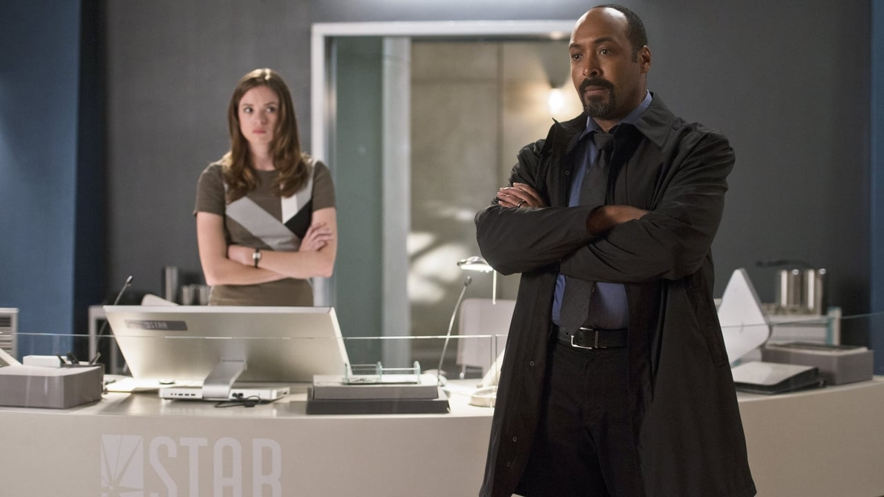 The Flash - Season 1 Episode 2 : Fastest Man Alive (2021)