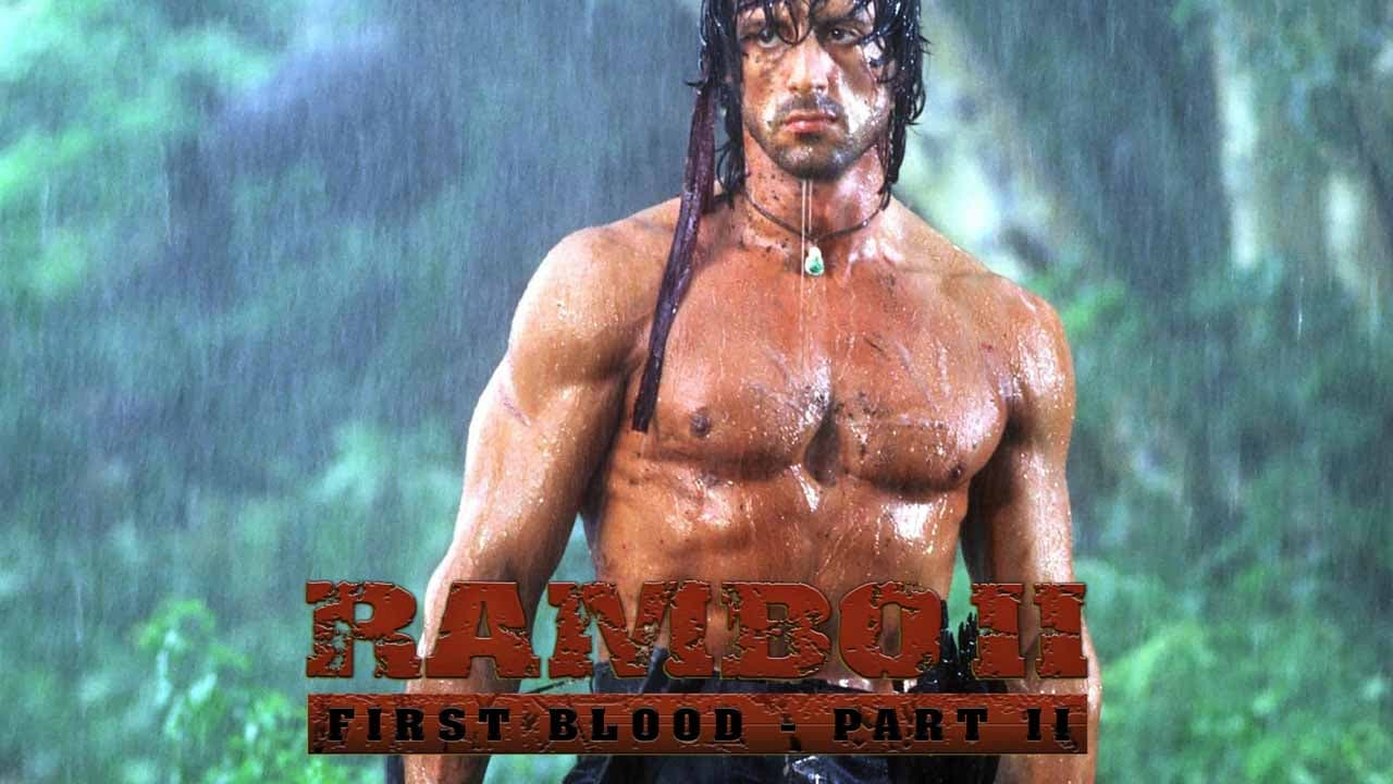Rambo: First Blood Part II 4