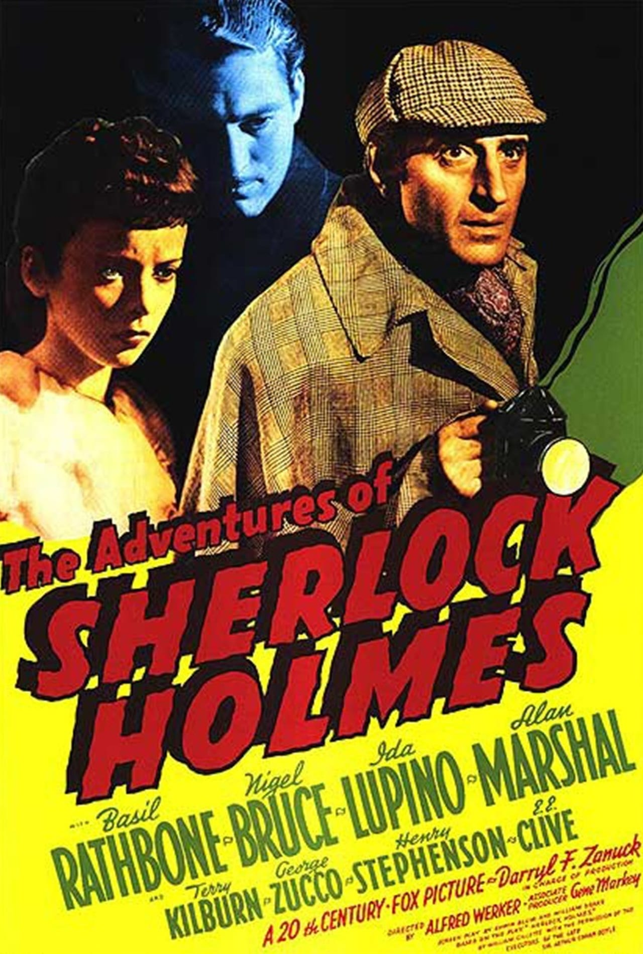 the adventures of sherlock holmes The legendary sleuth, sherlock holmes, takes the stage in this witty, fast paced  production by the acclaimed aquila theatre.