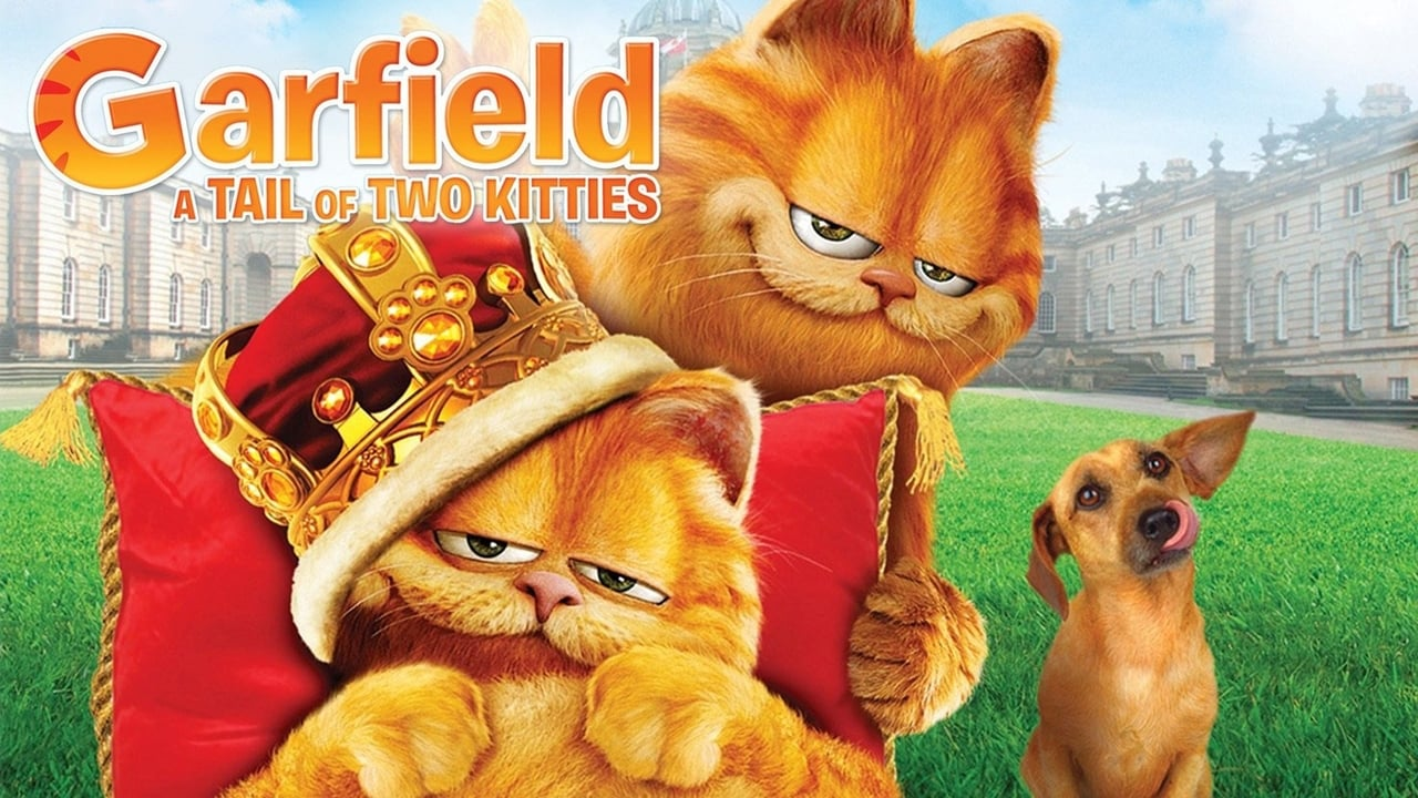Watch Garfield A Tail Of Two Kitties 2006 Full Movie Online 123movies