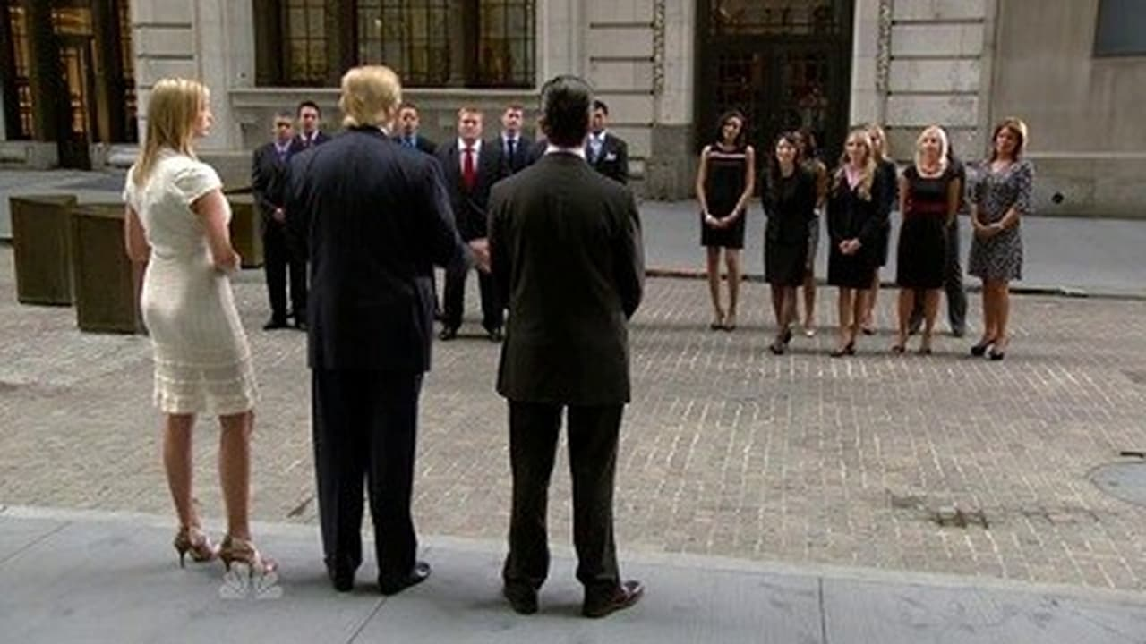 Watch The Apprentice Episodes on NBC | Season 8 (2009 ...