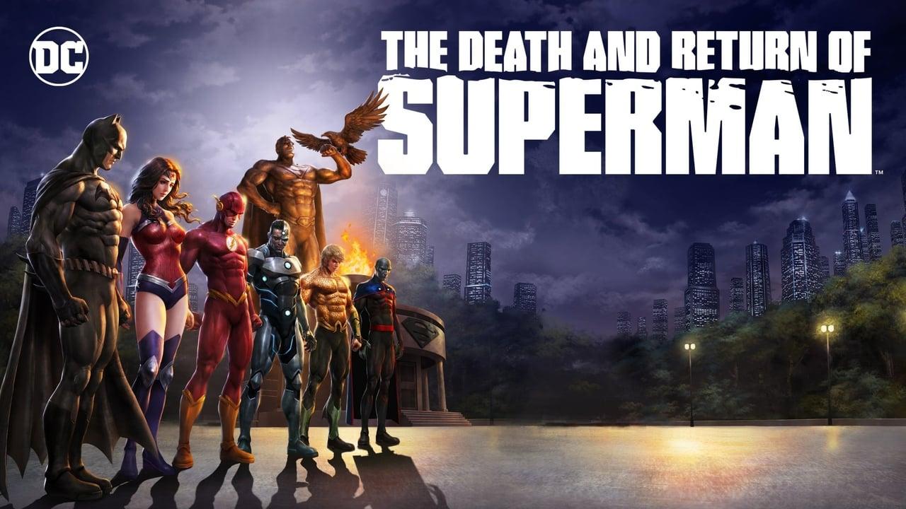 La muerte y el regreso de Superman (2019)
