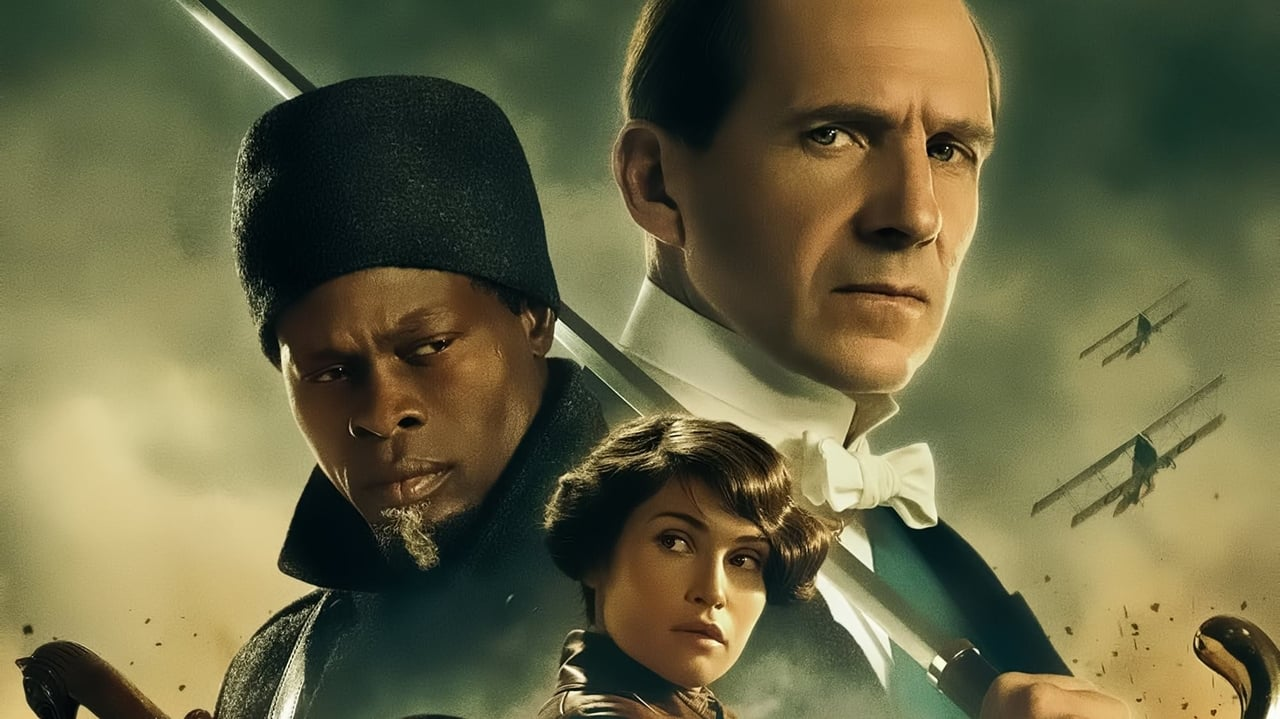 Voir The King's Man : Première Mission (year) Film complet HD stream