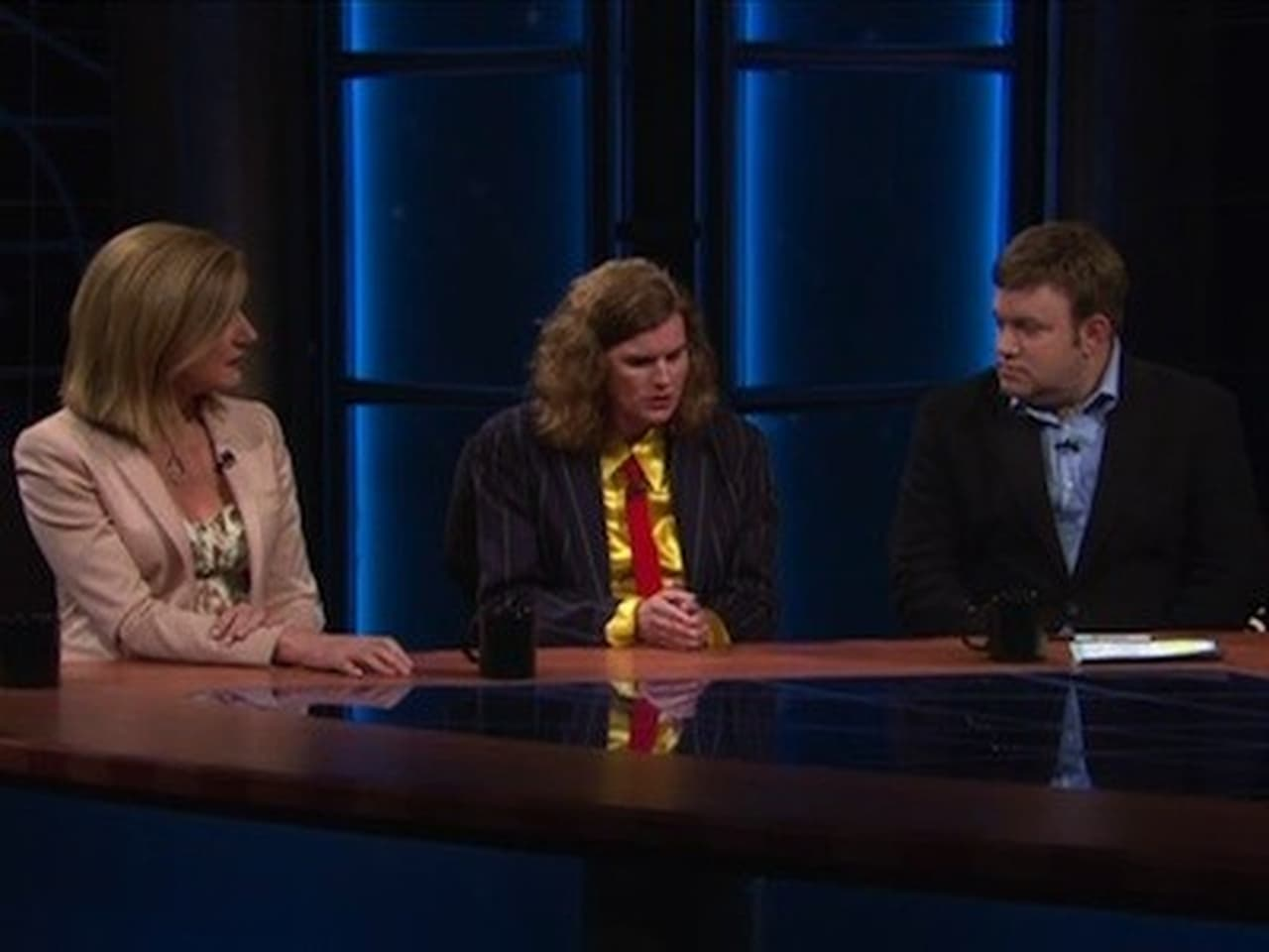 Real Time with Bill Maher - Season 5 Episode 12 : May 11, 2007