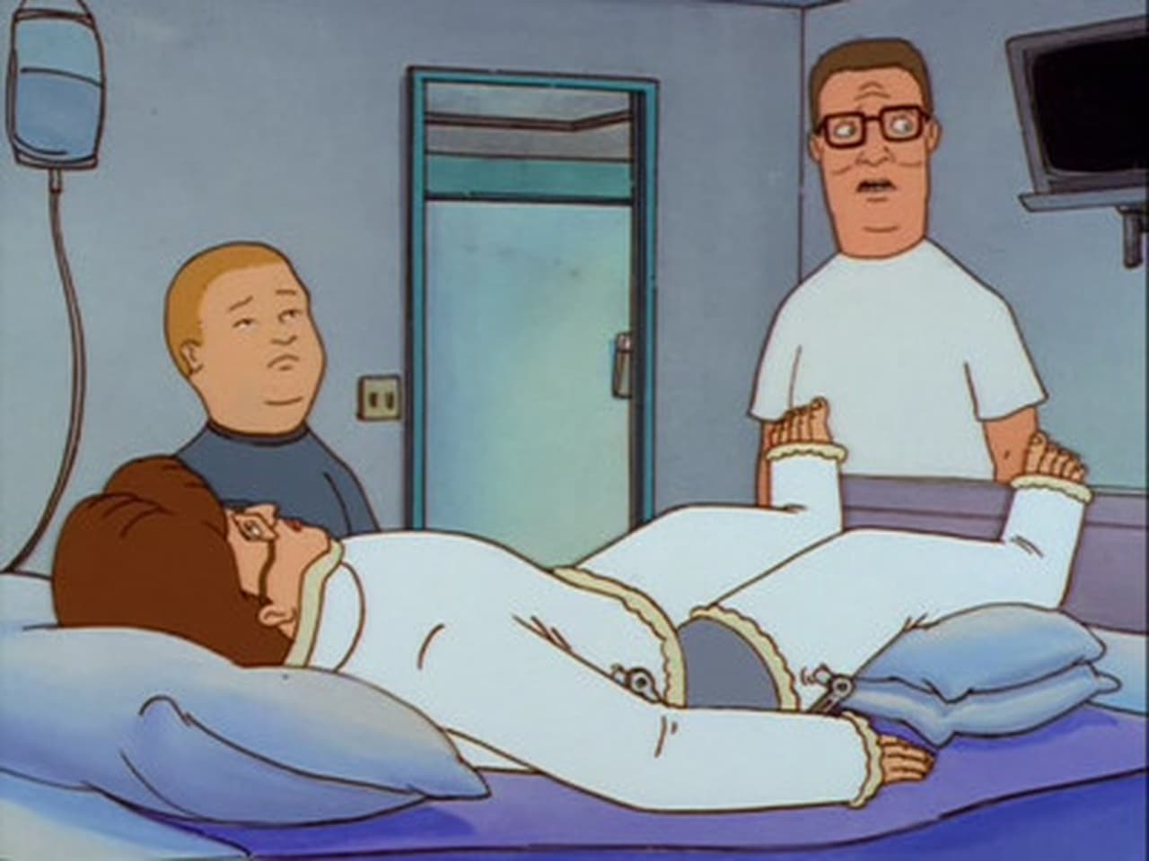 watch king of the hill naked ambition