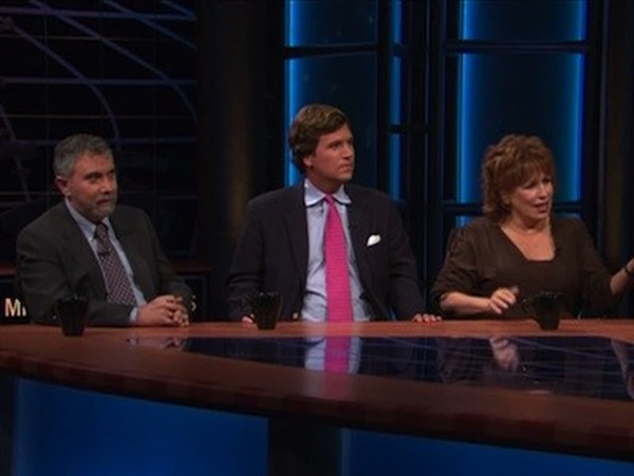 Real Time with Bill Maher - Season 5 Episode 21 : October 12, 2007