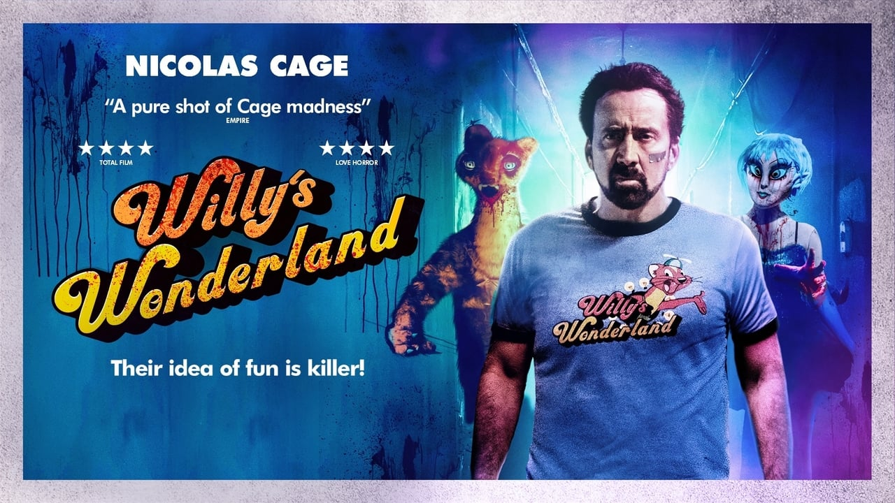 Willy's Wonderland 4