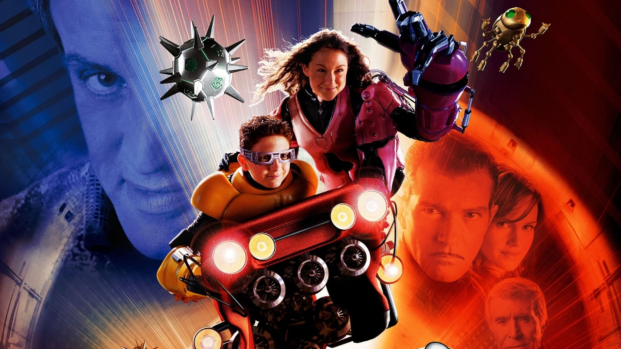 cover-Spy Kids 3-D: Game Over