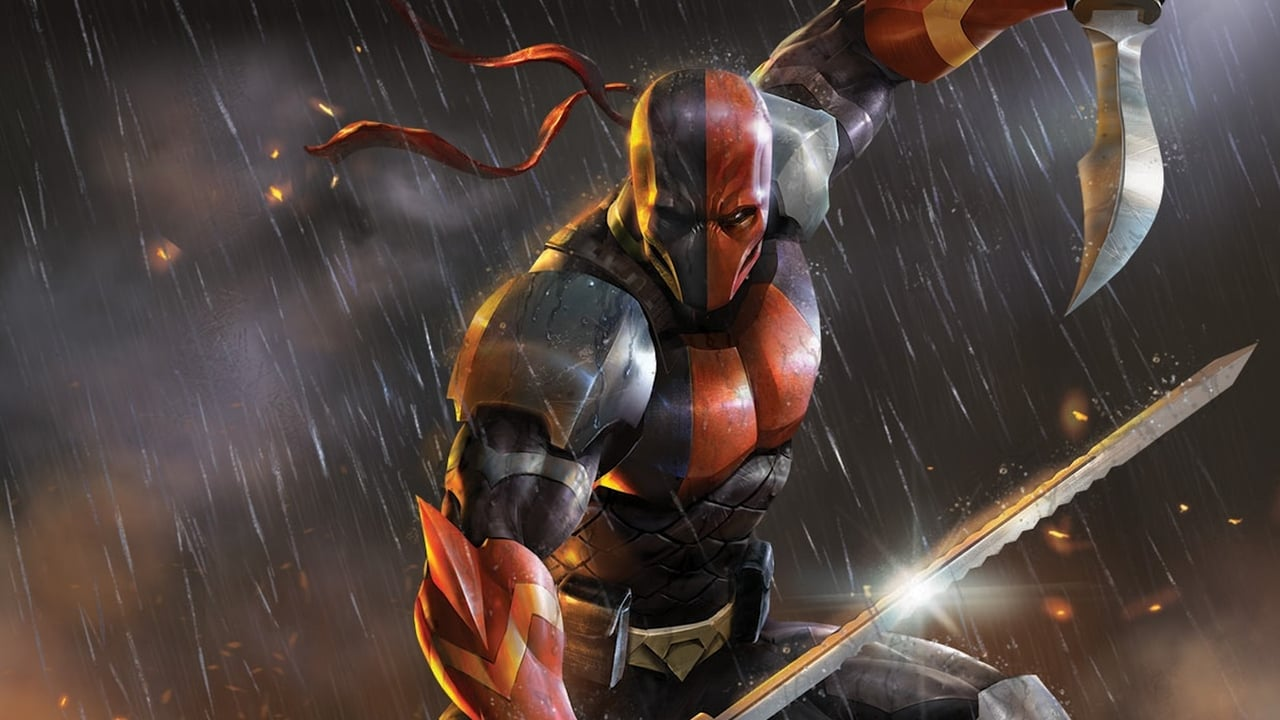 Deathstroke: Knights & Dragons - The Movie 5