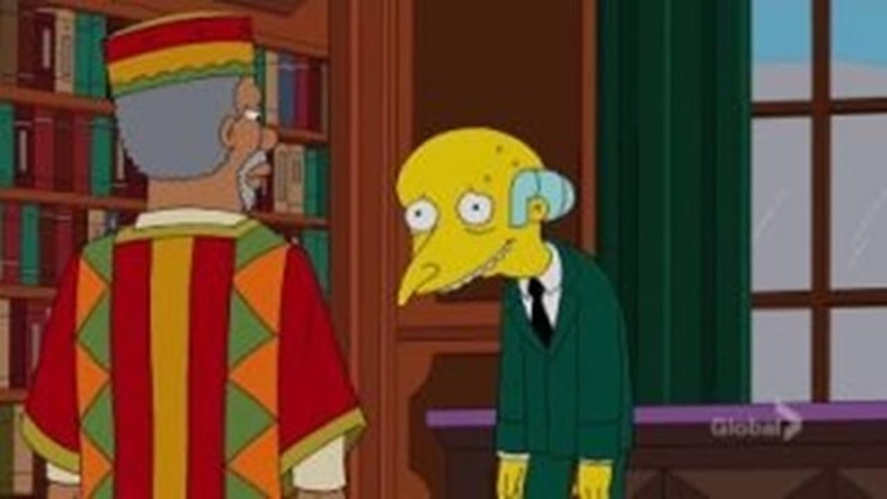The Simpsons - Season 26 Episode 15 : The Princess Guide