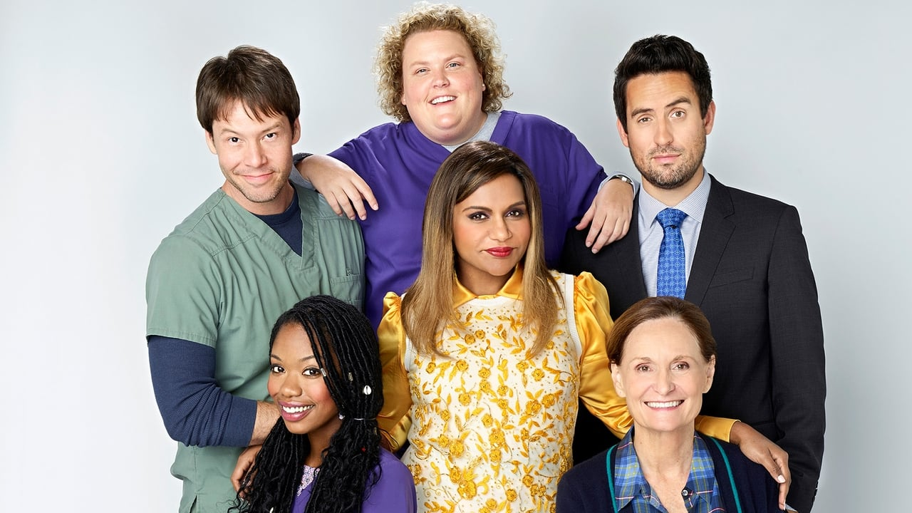 cover-The Mindy Project