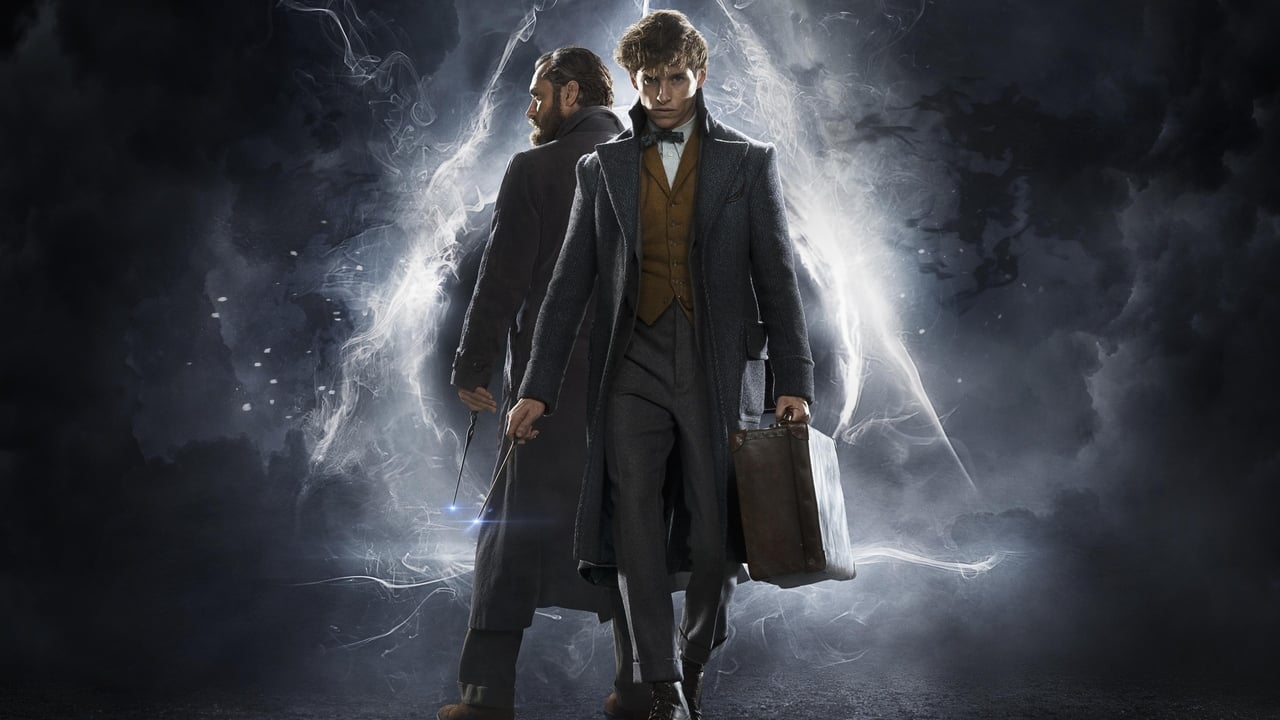 Fantastic Beasts: The Crimes of Grindelwald 1