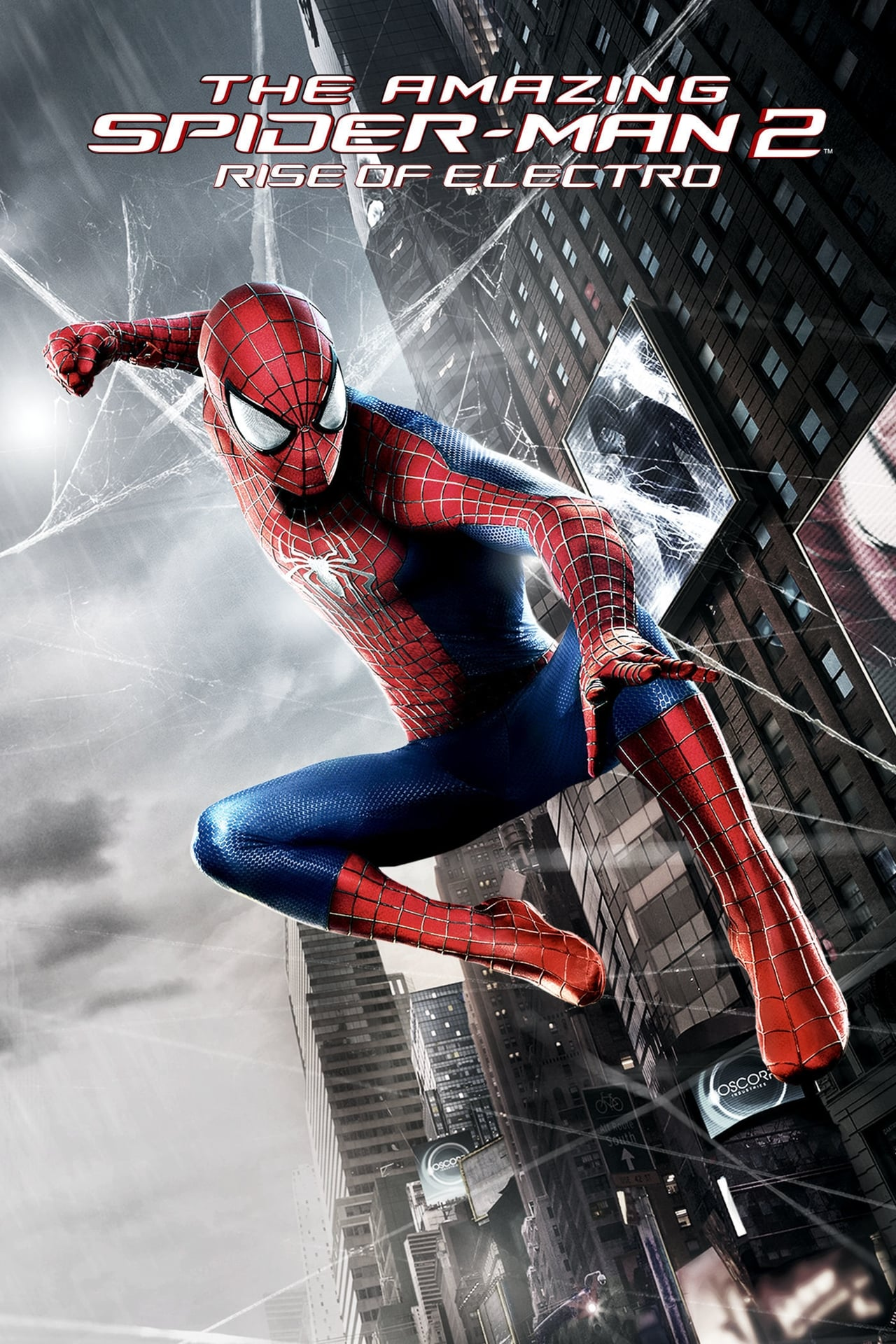The Amazing Spider Man 2 Streaming