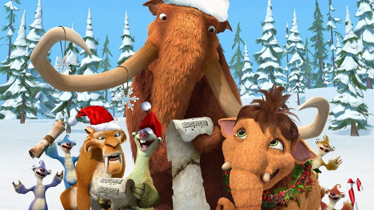 Ice Age: A Mammoth Christmas 3