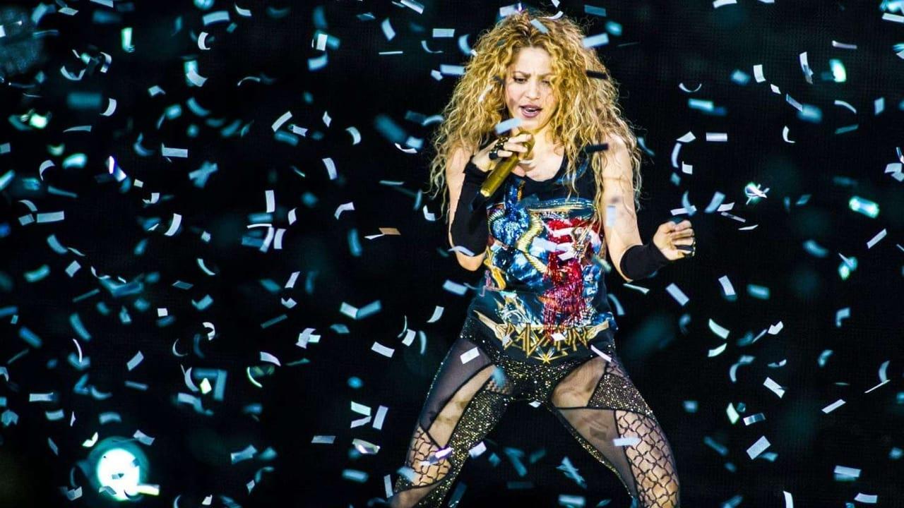 Shakira In Concert: El Dorado World Tour 1