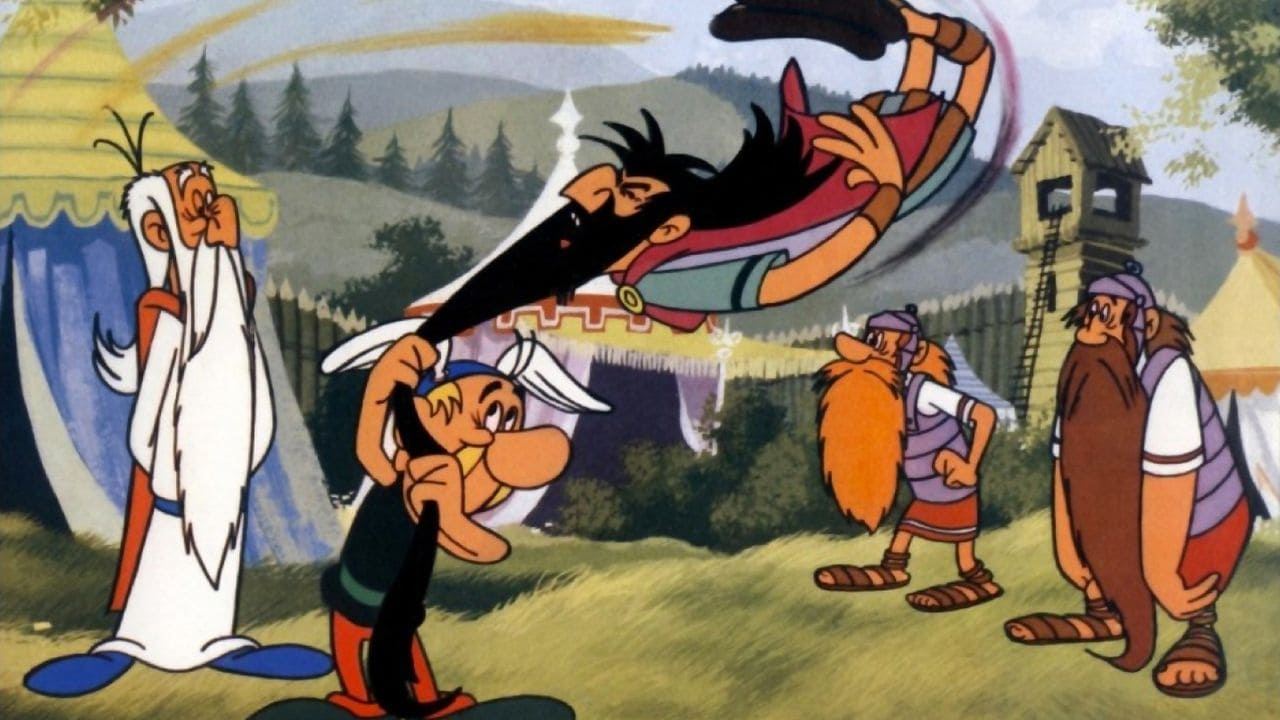 Asterix the Gaul 3